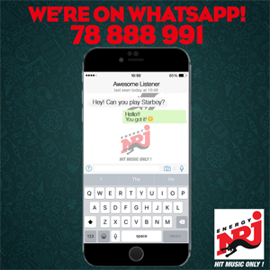 WHATSAPP US!